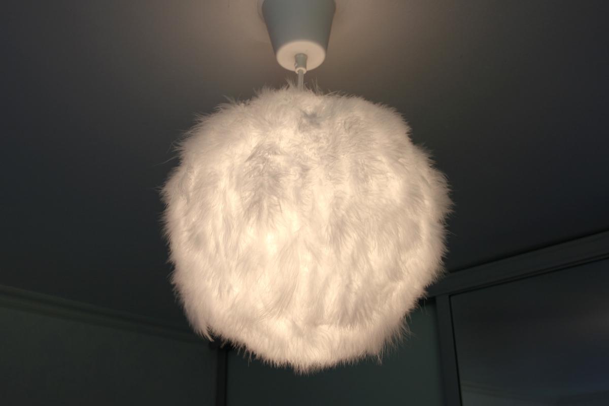 Ryddig Jeg har laget en fjærlampe til soverommet   eliwies inspirasjonsblogg VT-91