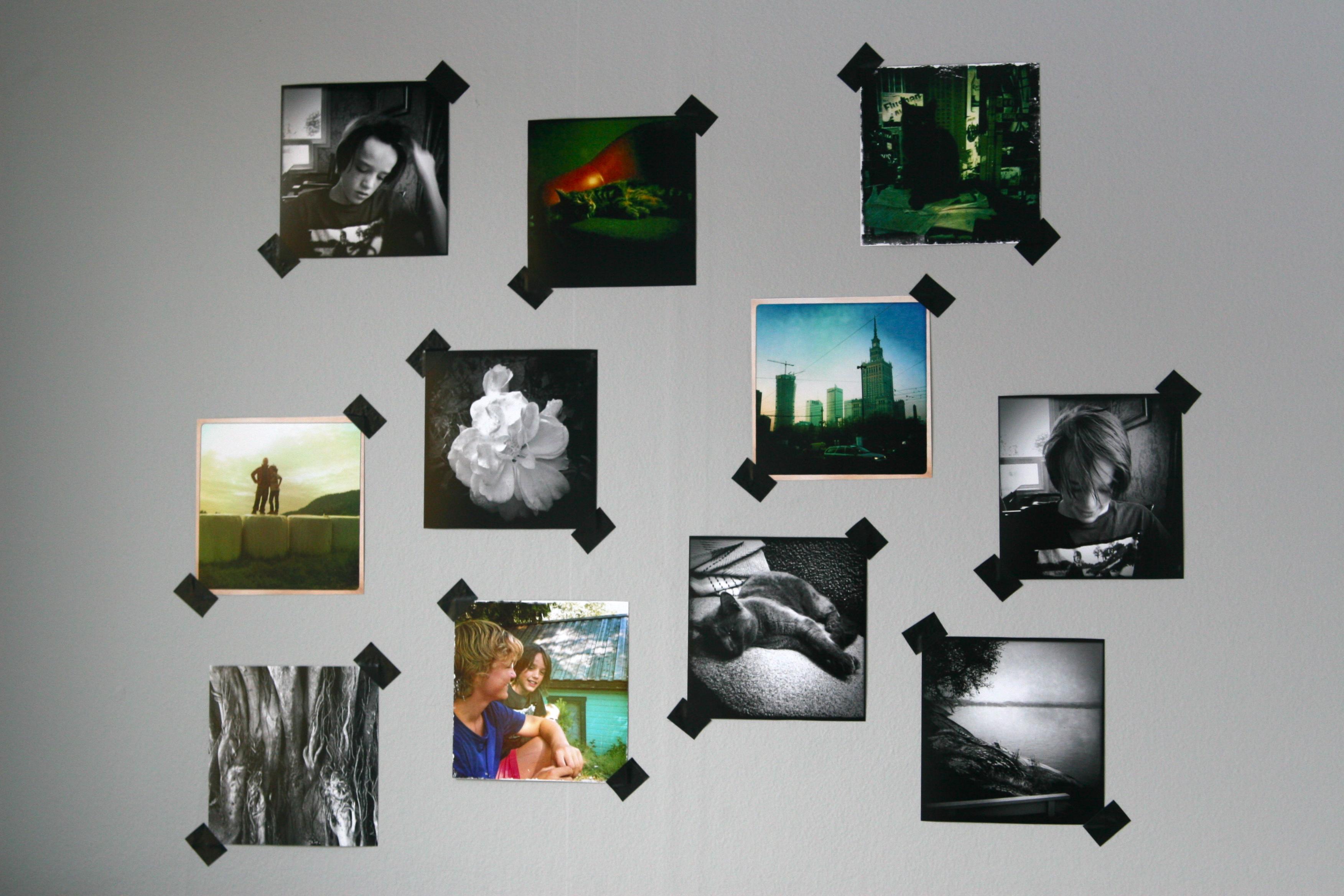 fine bilder til veggen
